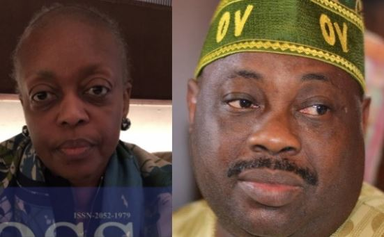 ''It is false'' Dele Momodu dismisses reports claiming Diezani-Madueke has been offered a position in Dominica and now carries their passport 1