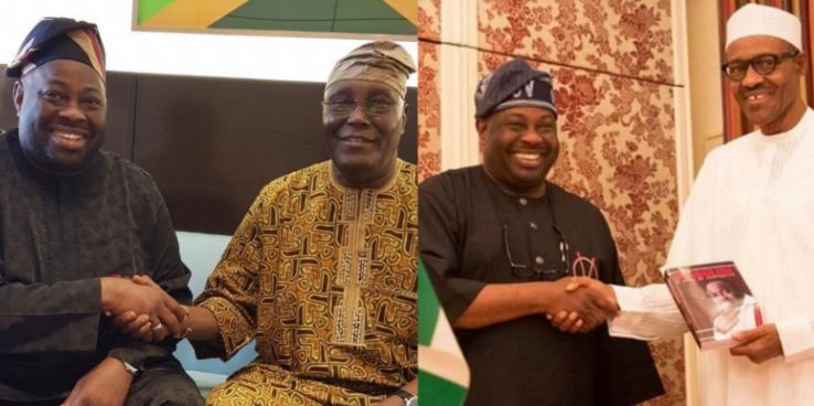 I chose Atiku in 2019 election because nothing was changing with Buhari - Dele Momodu 1