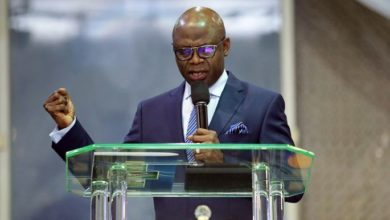 Photo of My Church Building may not open till the end of the year – Pastor Tunde Bakare declares