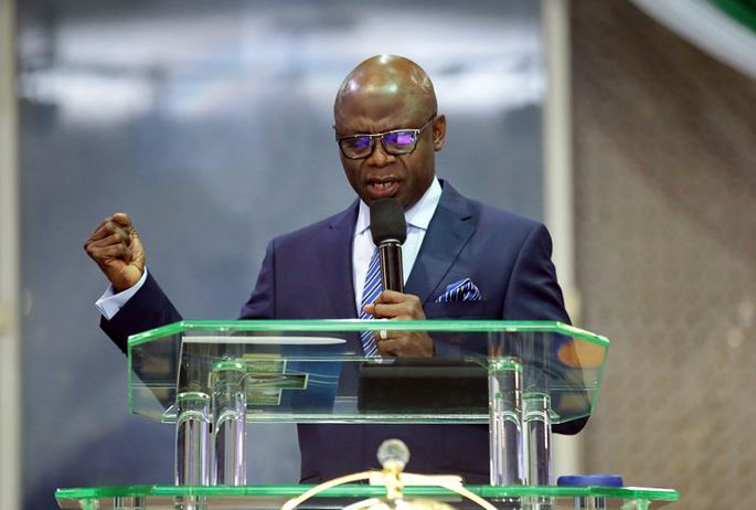 My Church Building may not open till the end of the year - Pastor Tunde Bakare declares 1