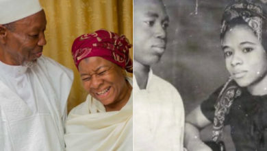 Photo of Nigerian couple celebrate 50th wedding anniversary (photos)