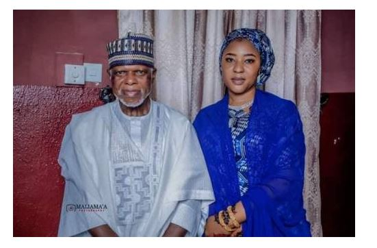Nigeria Customs Service Boss, Hameed Ali marries a new wife in low-key ceremony (photos) 1