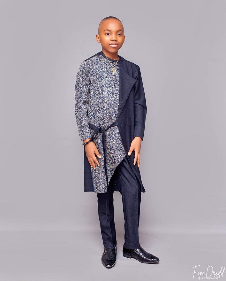 Mercy Aigbe celebrates Son as he turns 10 (Photo) 4
