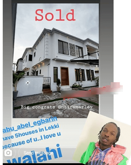 Naira Marley buys fifth House in Lekki (Photo) 4