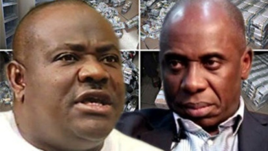 Photo of Amaechi mocked me when I succeeded him in 2015 – Wike