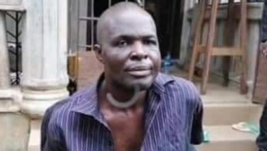 Photo of Shoe dealer who kills and dumps his Victims in a Septic Tank arrested in Rivers.