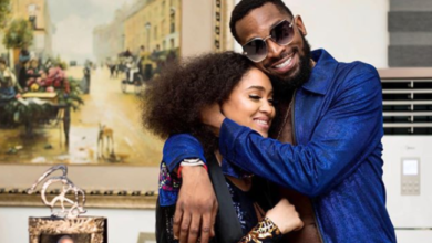 Photo of D'banj, Wife celebrate 4th wedding anniversary