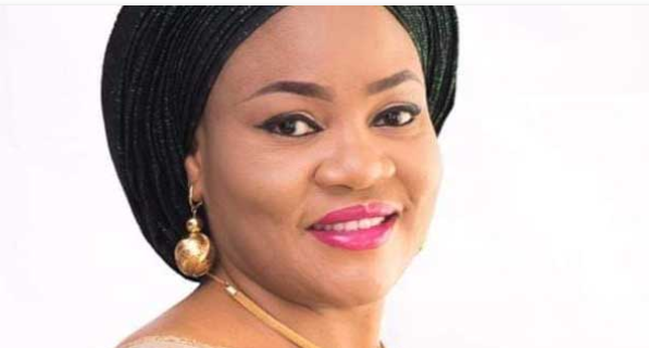 Covid-19: Wife of Benue State Governor, Son test Positive 1
