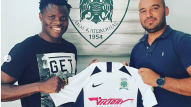 Photo of Former Super Eagles Defender, Taye Taiwo joins Doxa Katokopias Fc In Cyprus