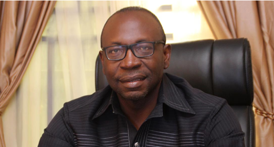 Edo Election: I am not desperate to win - Ize-Iyamu 1