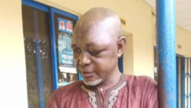 Photo of 70-year-old man rapes 8-year-old girl, gives her N80.