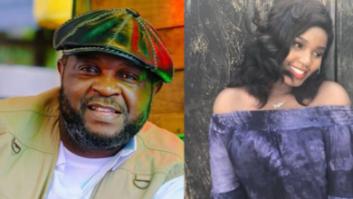 Photo of Gospel Singer, Buchi celebrates daughter as she graduates with a first-class