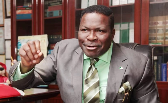 I wrote Yemi Osibanjo to complain about Magu in 2017 - Mike Ozekhome 1