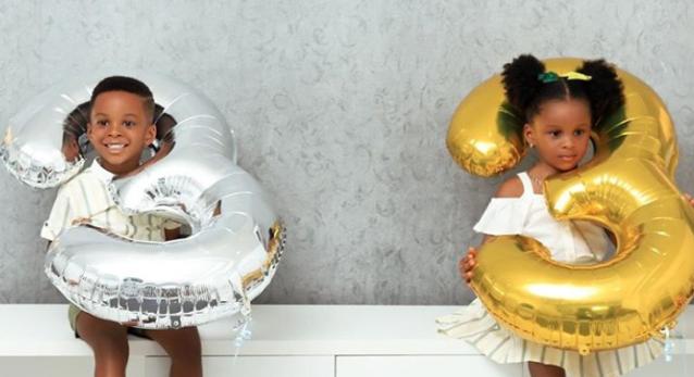 Paul Okoye, Wife celebrate their twin as they turn 3 (Photos) 5