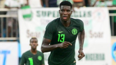 Photo of Super Eagles Striker, Paul Onuachu tests positive for coronavirus