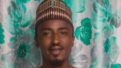 Photo of Nigerian Man dies three weeks after his Wedding