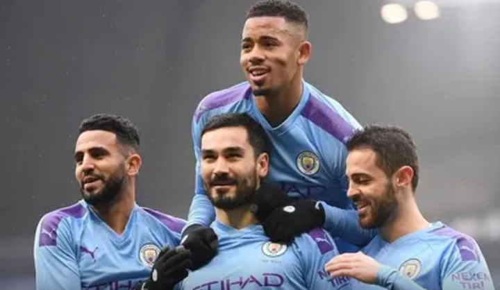 Manchester City's Champions League Ban overturned 1