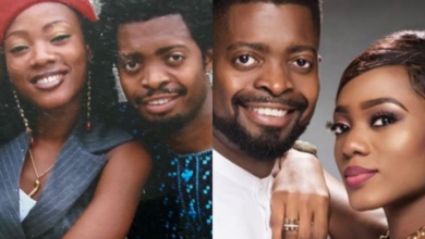 Photo of Nigerian Comedian, Basket mouth celebrates Wife as she becomes a year older