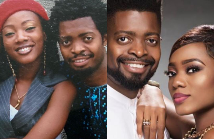 Nigerian Comedian, Basket mouth celebrates Wife as she becomes a year older 1
