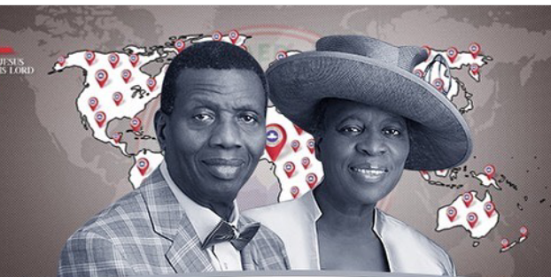 My wife still cooks my meals and serves me after 50 years -Pastor Adeboye 1