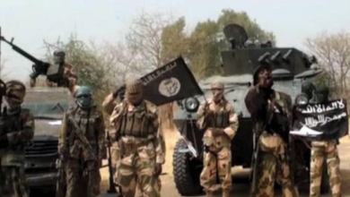 Photo of Boko Haram attack Military Barrack in Maiduguri