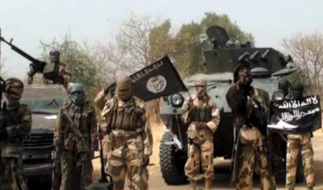 Boko Haram attack Military Barrack in Maiduguri 1