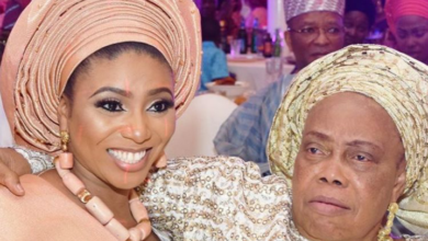 Photo of Media Personality, Stephanie Coker loses Mother-in-law