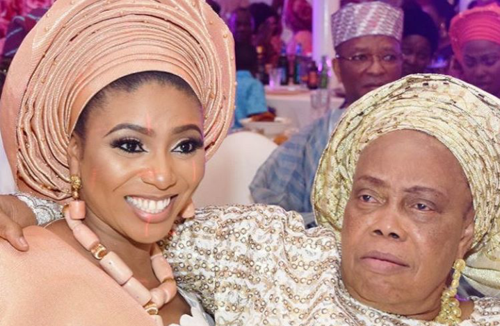 Media Personality, Stephanie Coker loses Mother-in-law 1