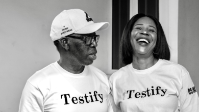 Photo of Covid-19: Okowa, Wife and Daughter test negative