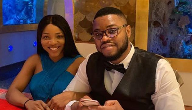 Sandra Ikeji expecting first child with her husband 1