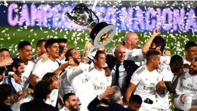 Photo of Real Madrid become La Liga Champions for the 34th time