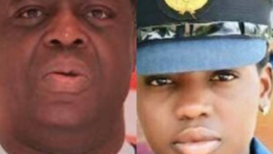 Photo of FFK questions the death of Flying Officer Arotile, calls for investigation