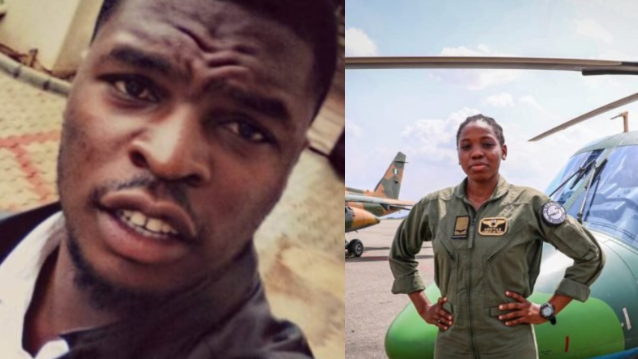 Air Force reveals Identity of Classmate who knocked down Arotile, shares further details 1