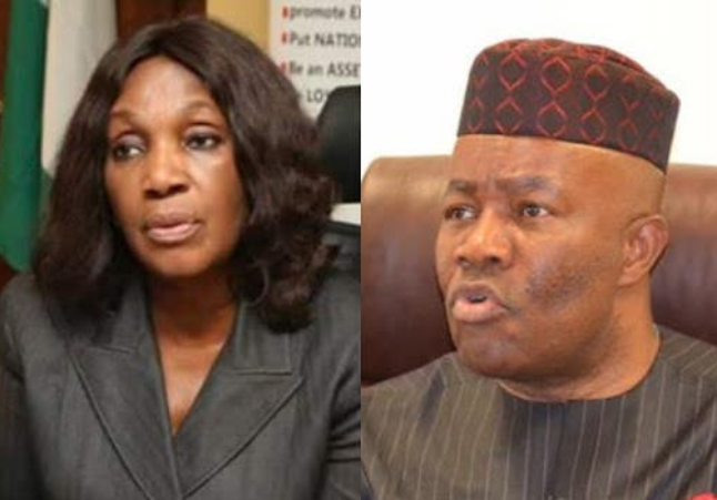 NDDC Probe: Akpabio claims Nunieh did not complete NYSC 1
