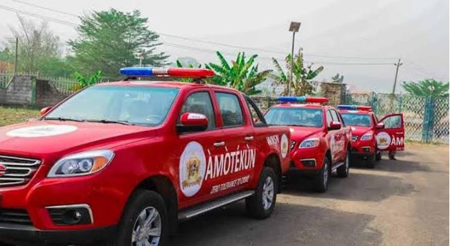 Amotekun: We will deploy Supernatural Powers to secure Lives and Properties - Ekiti Commandant 1