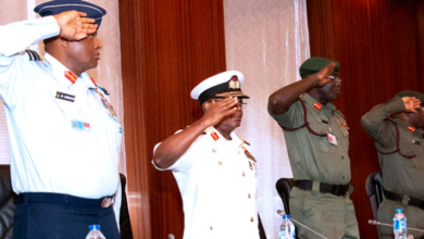 Photo of Senate request Service Chiefs to resign from their positions