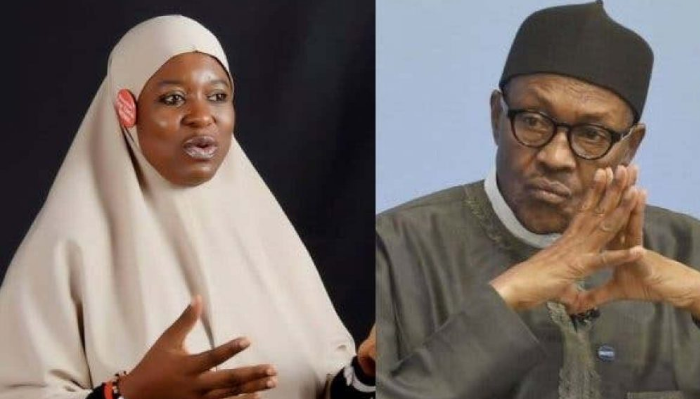 Mali trip: Our travel blogger is back in business - Aisha Yesufu mocks Buhari 1
