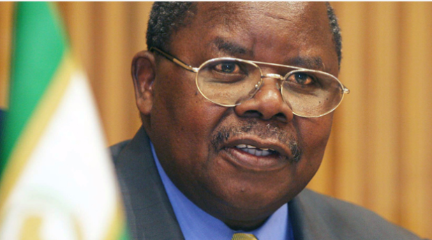 Former Tanzanian President, Mkapa dies at 81 1