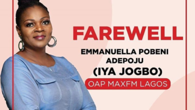 Photo of MAX FM loses OAP, Iya Jogbo