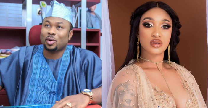 I have forgiven my ex-husband for my Son's sake - Tonto Dike 1