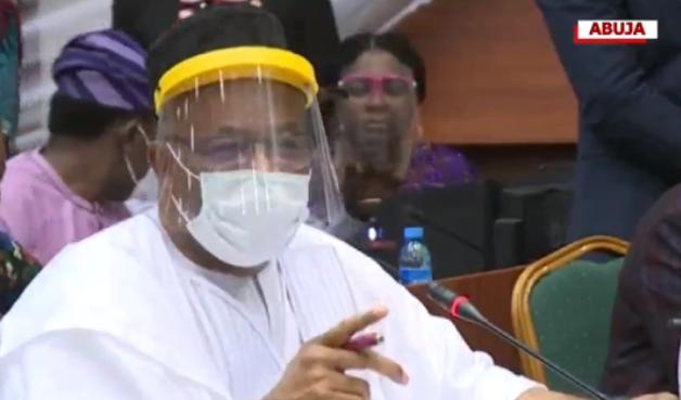 NDDC: Akpabio links Orji Kalu, Uduaghan, James Ibori to Contract scandal 1