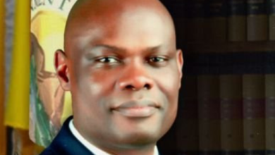 Photo of Ekiti State Attorney-General, Fapohunda tests positive for Covid-19