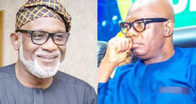 Ondo: Agboola is of no importance - Akeredolu 1