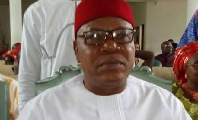 Abia State PDP Chairman, Onuigbo is dead 1