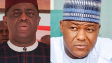 Photo of Yakubu Dogara has been put under a spell by the APC, I pray God delivers him – FFK