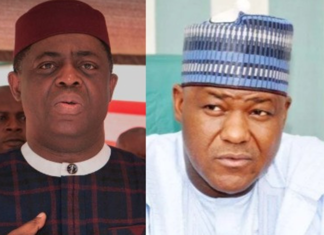 Yakubu Dogara has been put under a spell by the APC, I pray God delivers him - FFK 1