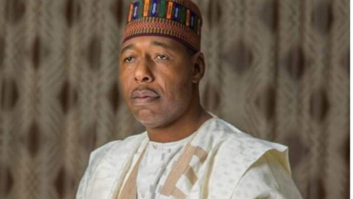Photo of You say there is no Boko Haram then who attacked us – Zulum questions Nigerian Army