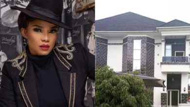 Photo of Actress, Iyabo Ojo acquires mansion in Lekki