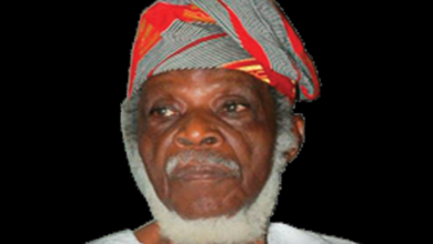 Photo of Senator Ayo Fasanmi dies at 94