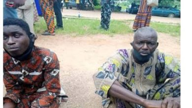 Photo of Akinyele killings: 50-year-old herbalist gives me N500 anytime I kill victims for him